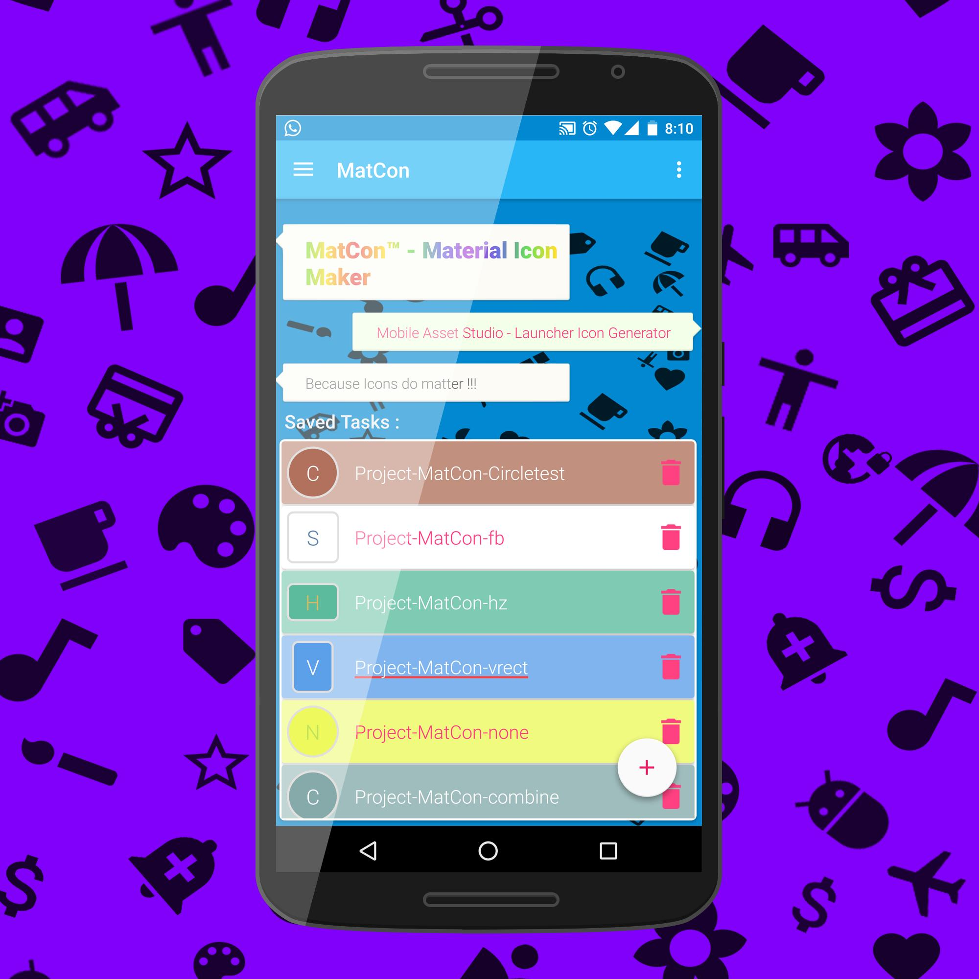 MatCon for Android - APK Download