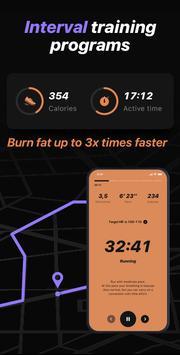 Weight Loss Running by Runiac screenshot 3
