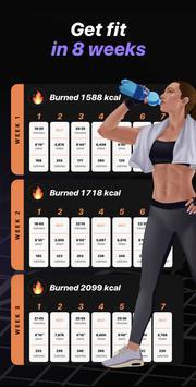 Weight Loss Running by Runiac screenshot 1