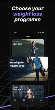 Weight Loss Running by Runiac screenshot 2
