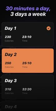 Weight Loss Running by Runiac screenshot 4