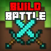 Servers Build Battle for Minecraft PE icon