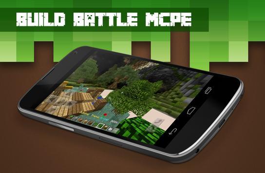 Servers Build Battle for Minecraft PE screenshot 1