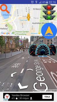 Navigation capture d'écran 1