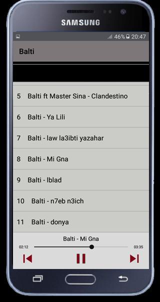 BALTI YATIM MP3 TÉLÉCHARGER MUSIQUE