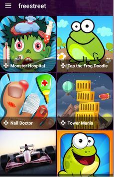 Freestreet Games screenshot 2