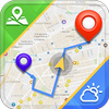 免费GPS  - 地图,导航,工具和探索 APK