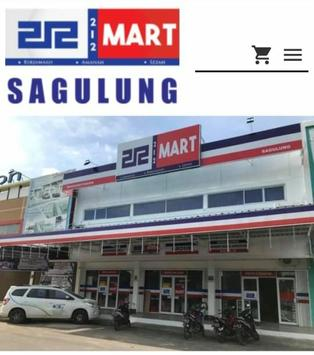 212 Mart Sagulung screenshot 2