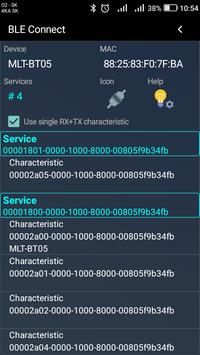 Bluetooth Commander Pro Screenshot 3
