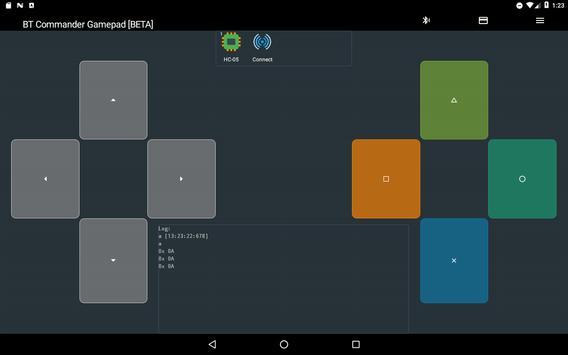 12 Schermata Bluetooth Commander Pro