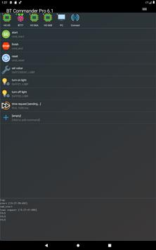 Bluetooth Commander Pro Screenshot 8