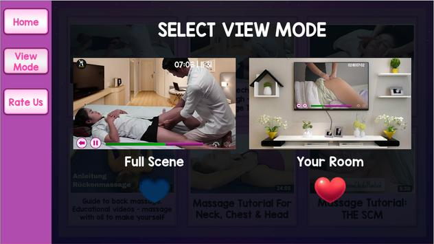 Hot Massage Videos - Best Massage Tutorial screenshot 1