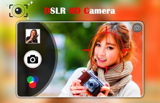 DSLR HD Camera : 4K HD Ultra Camera poster