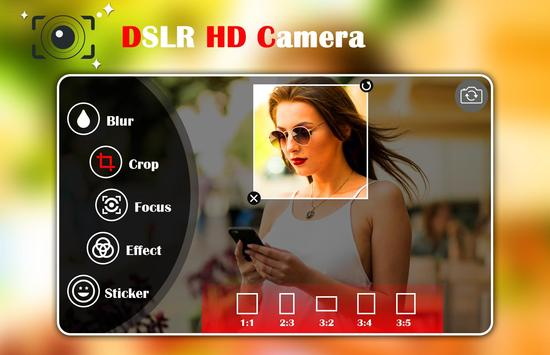 DSLR HD Camera : 4K HD Ultra Camera screenshot 2