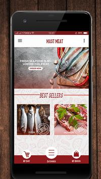 Mast Meat - Online Meat Delivery screenshot 1