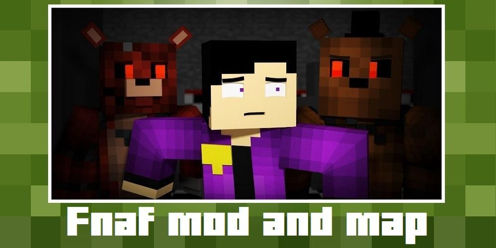 Fnaf maps for Minecraft PE for Android - APK Download