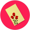Greeting Cards Maker : Gallery for all occasions 图标