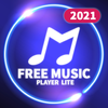 Descargar Musica Gratis MP3 Player Aplicacion Lite icono