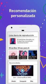 Descargar Musica Gratis MP3 Player Aplicacion Lite captura de pantalla 3