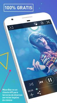 Descargar Musica Gratis MP3 Player Aplicacion Lite Poster
