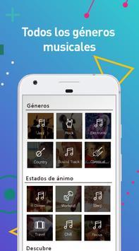 Descargar Musica Gratis MP3 Player Aplicacion Lite captura de pantalla 5