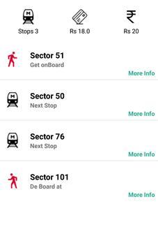 Noida Metro and Delhi Metro: NMRC and DMRC screenshot 2