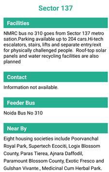 Noida Metro and Delhi Metro: NMRC and DMRC screenshot 5