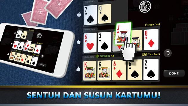 Diamond Capsa Susun screenshot 12