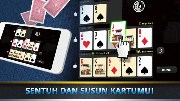 Diamond Capsa Susun screenshot 5
