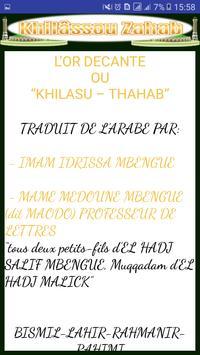 Khilâssou Zahab screenshot 11