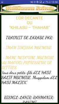 Khilâssou Zahab screenshot 3