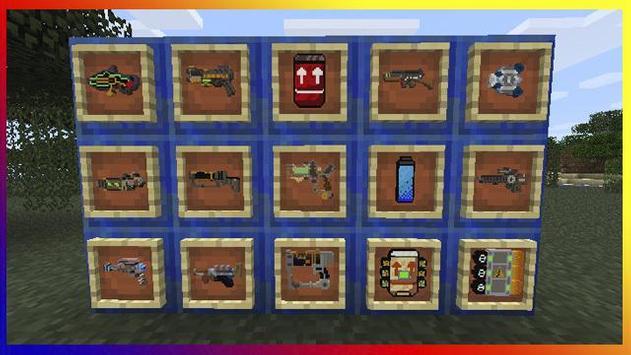 Super guns for MCPE screenshot 6
