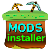 Mods Installer for Minecraft PE Zeichen