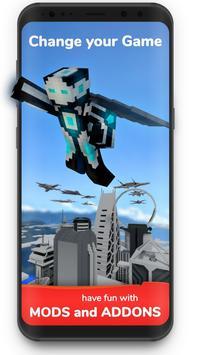 Mods Installer for Minecraft PE imagem de tela 10