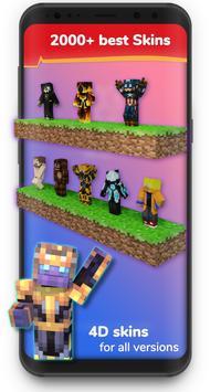 Mods Installer for Minecraft PE تصوير الشاشة 17