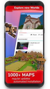Mods Installer for Minecraft PE screenshot 1