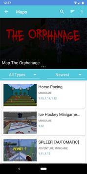 Mods Installer for Minecraft PE imagem de tela 8
