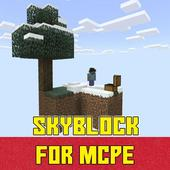 Sky survival maps for Minecraft pe icon
