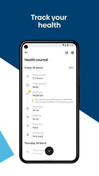Healthily скриншот 3