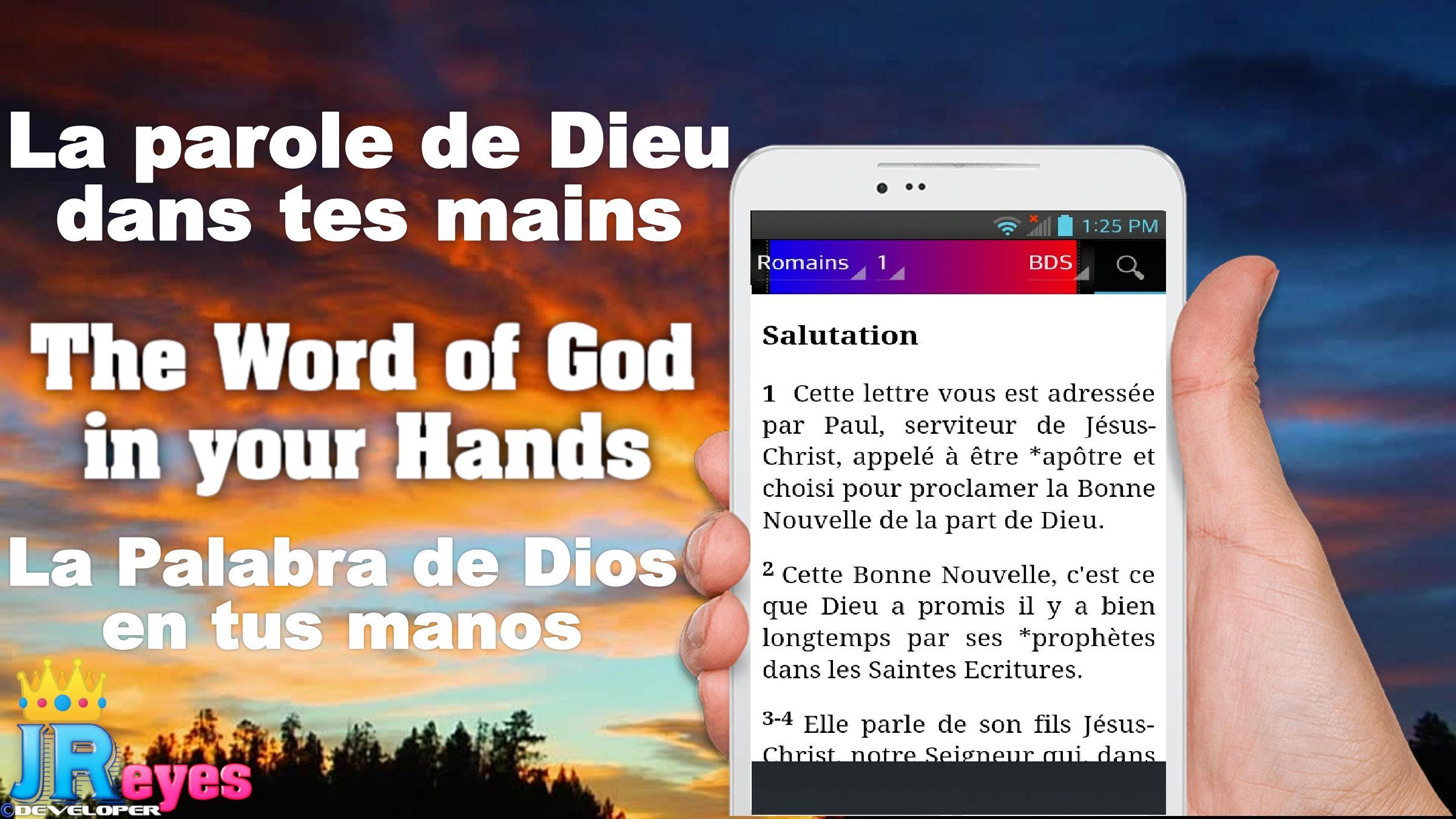 ANDROID POUR BIBLE SEMEUR TÉLÉCHARGER GRATUIT