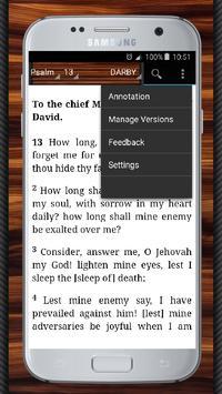Bible (JUB) Jubilee Bible 2000 English Free screenshot 3