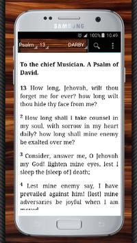 Bible (JUB) Jubilee Bible 2000 English Free screenshot 7