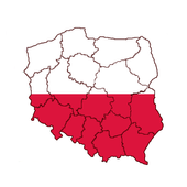 Provinces of Poland - quiz, tests, maps, flags icon