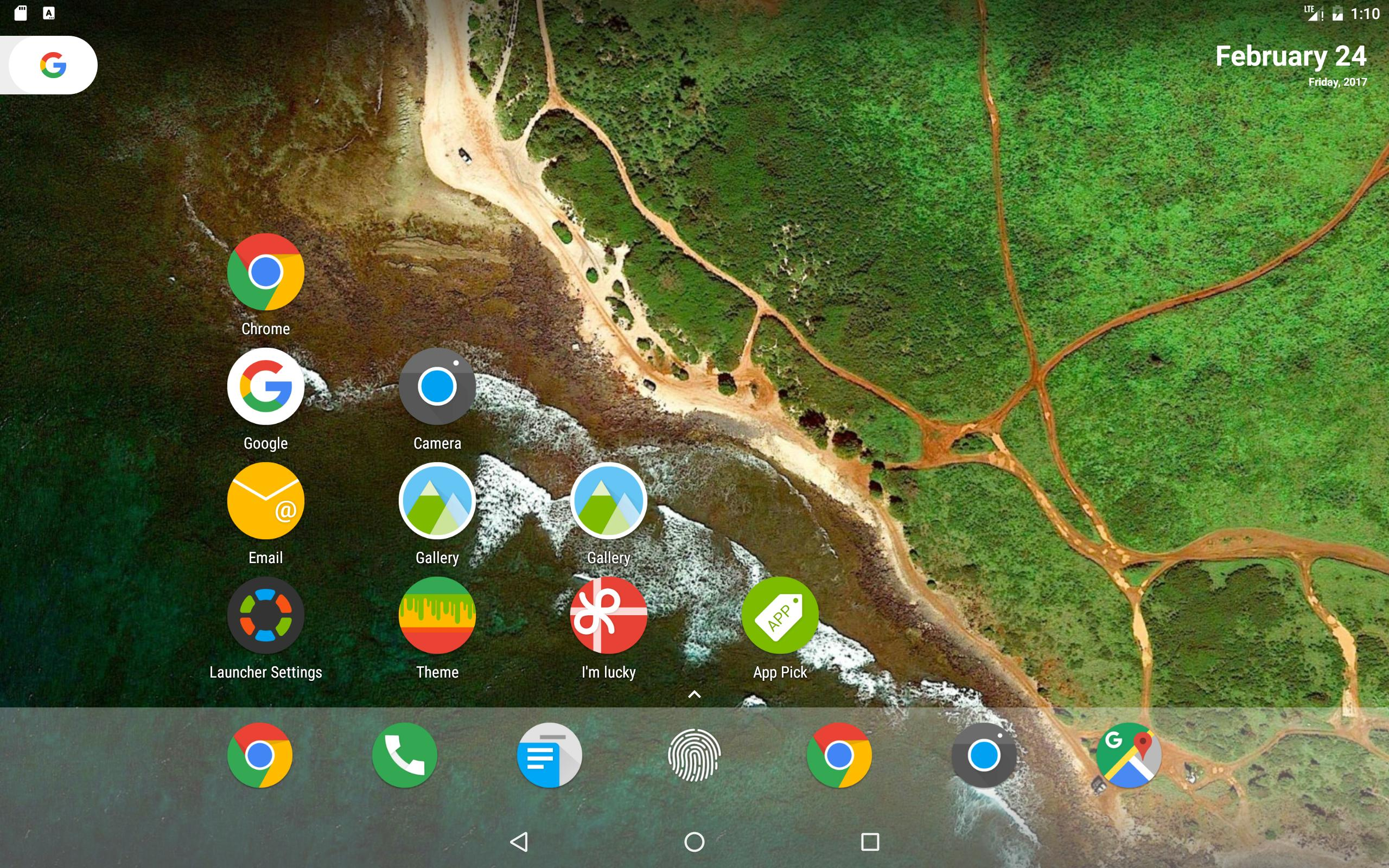 N Launcher for Android - APK Download