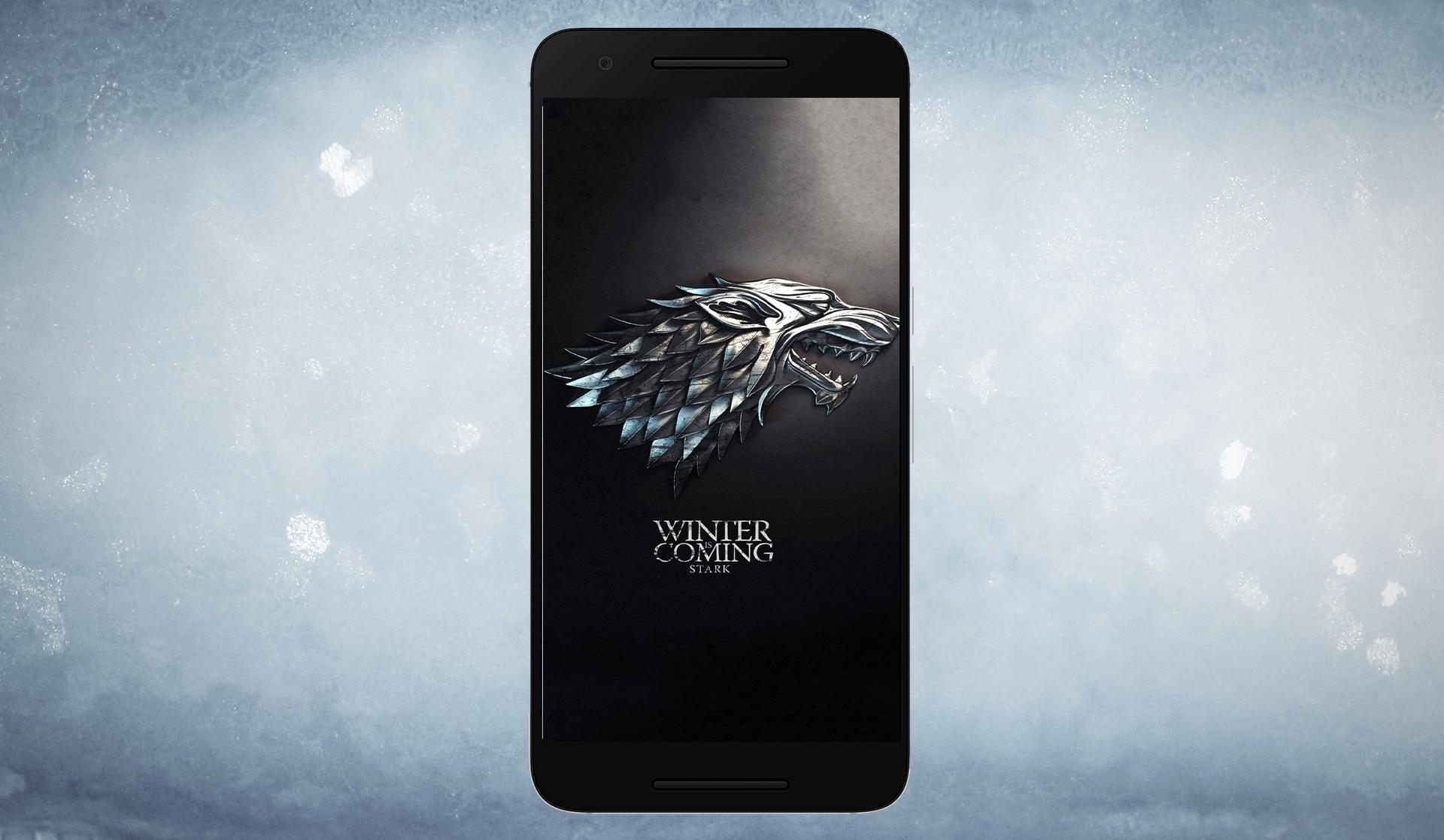 Winter Is Coming Wallpaper Pour Android Telechargez L Apk