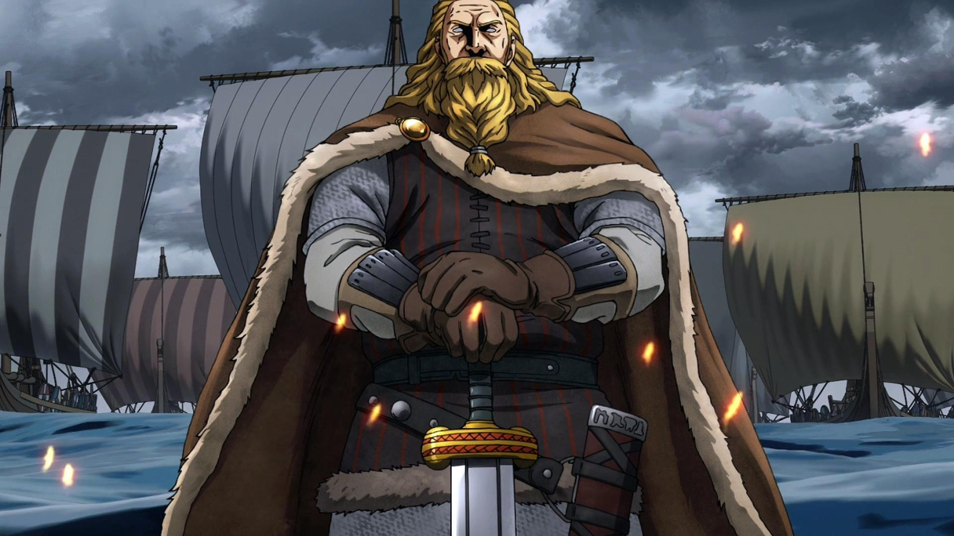 Vinland Saga Wallpaper For Android Apk Download