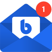 Blue Mail - Email & Calendar App - Mailbox icon