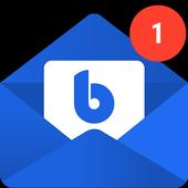 Poczta Email - Blue Mail & Kalendarz App ikona