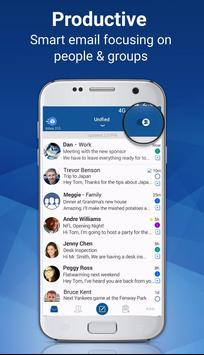 Email Blue Mail - Calendar & Tasks screenshot 3