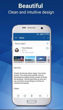 Email Blue Mail - Calendar & Tasks screenshot 1